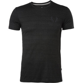 North Bend ExoWool t-shirt Heren zwart